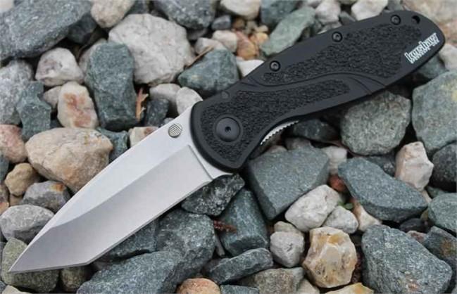Нож KERSHAW Blur модель 1670TBLKBDZ