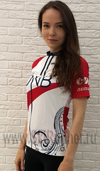 Элитная женская Футболка Noname Norge Battle White сборной Норвегии