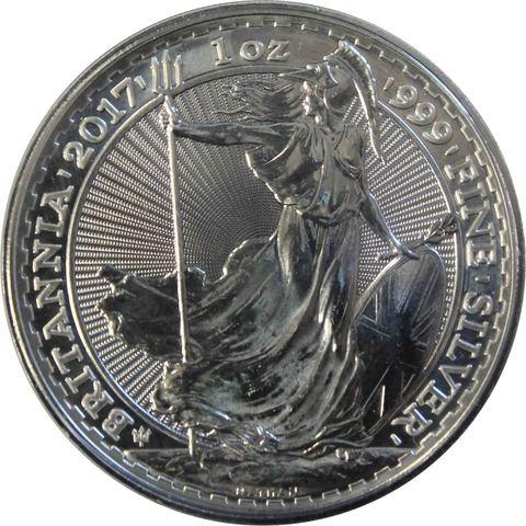 2 фунта Символ Великобритании Британия 2017 г.