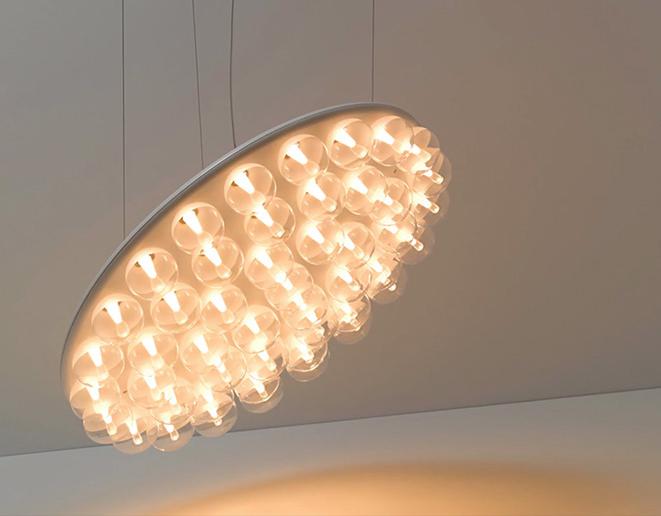 Подвесной светильник копия Prop Light round by Moooi