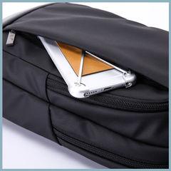 Рюкзак однолямочный повседневный КАКА 99025 серый