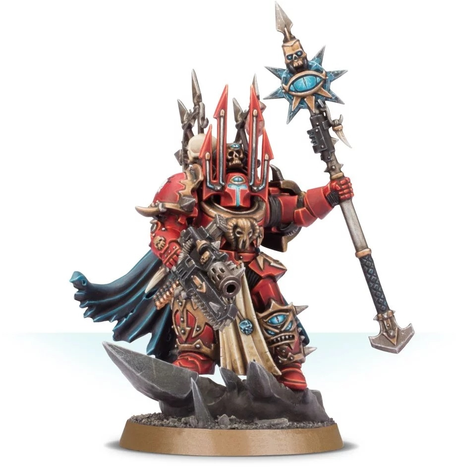 Chaos Space Marines Terminator Lord