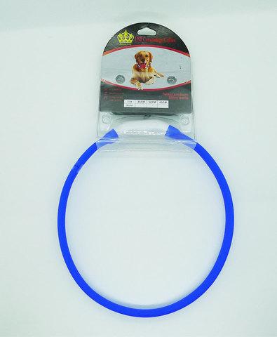 Royal Dog ошейник светящийся размер M 50см