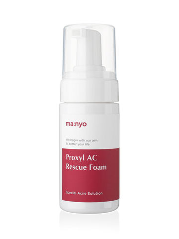 Купить Manyo Factory BLEMISH LAB PROXYL AC RESCUE FOAM - Пенка для умывания с салициловой кислотой рН 5.5