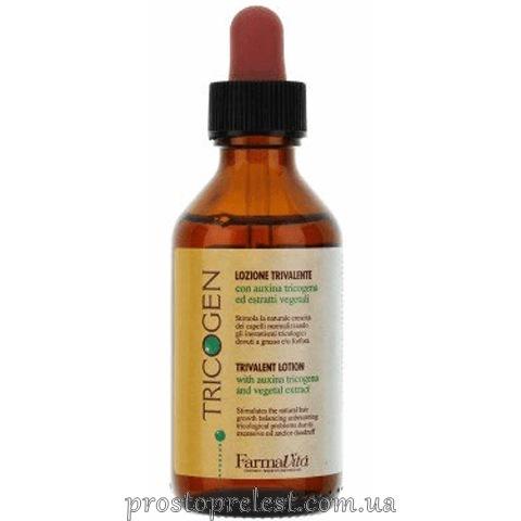 Farmavita Tricogen Lotion - Лосьон против перхоти и выпадения волос 100