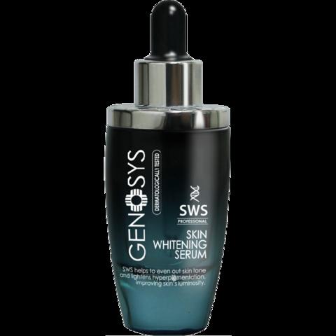 Сыворотка осветляющая для борьбы с пигментацией SWS Genosys Skin Whitening Serum