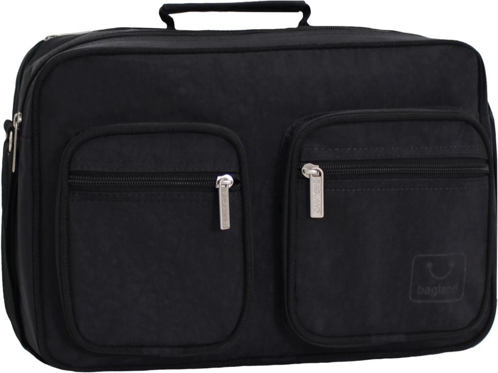 Сумки через плечо Мужская сумка Bagland Mr.Black 11 л. Чёрный (0026470) 93b7d3fe77a05ad222b3930b167bcddb.JPG