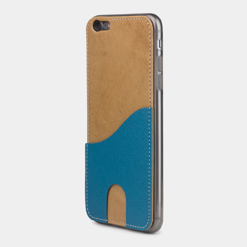 Чехол-накладка Andre для iPhone 6/6s Plus из натуральной кожи теленка, цвета винтаж