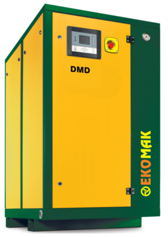 Винтовой компрессор Ekomak DMD 750C VST 8