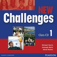 Challenges NEd 1 Class CDs !!