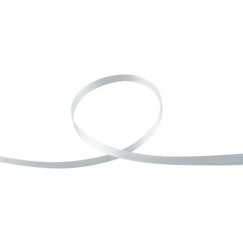 Лента обвязочная для прошивки документов белая 100 м (3 бобины по 33+/-2 м)