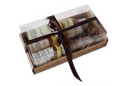 Подарочный набор №9 для волос Формула №3 ВОССТАНОВЛЕНИЕ, для сухих и поврежденных волос (шампунь 200мл, бальзам 200мл, маслo 50мл) ТМ Сhocolatte
