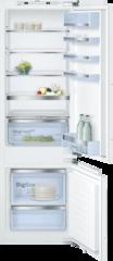 Холодильник встраиваемый с морозильником Bosch Serie | 6 KIS87AF30R фото