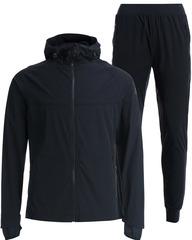 Беговой непромокаемый костюм Gri Джеди 2.0 черный