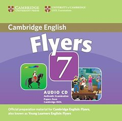 Flyers 7 Audio CD (Old Format) !!