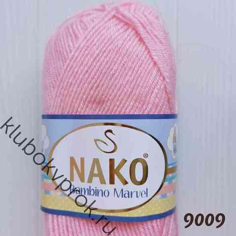 NAKO BAMBINO MARVEL 9009, Розовый