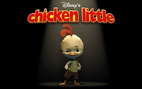 Disney's Chicken Little (для ПК, цифровой ключ)
