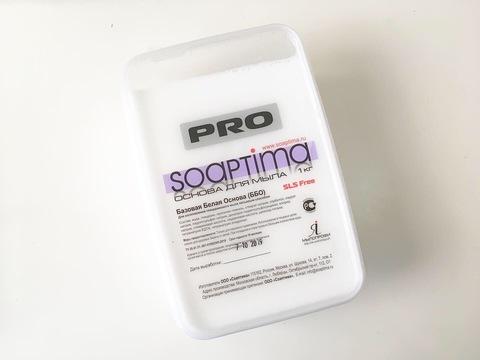 Мыльная основа SOAPTIMA ПРО ББО