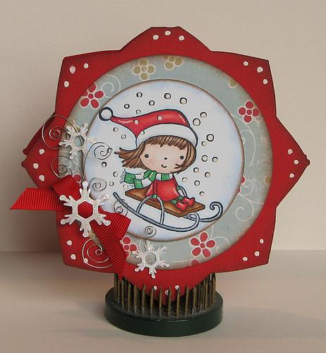 Набор штампов mimi's christmas