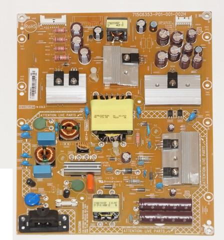 715G6353-P01-001-002H блок питания с инвертором телевизора Philips