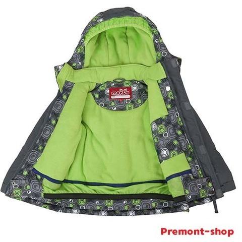 Куртка комплекта Monty by Premont TW37201 Grey