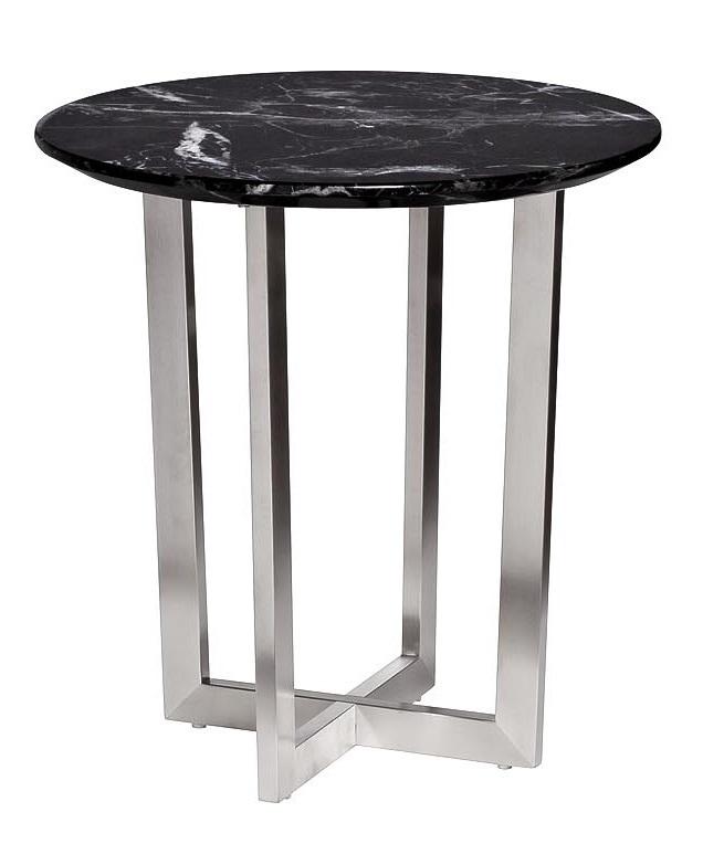 Стол журнальный 33FS-ET2029-BS  Nero d55х57,2 см