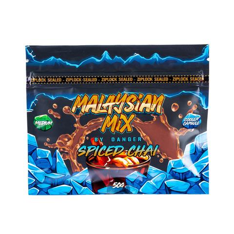 Кальянная Смесь Malaysian Mix 50 г Spiced Chai (Пряный Чай)