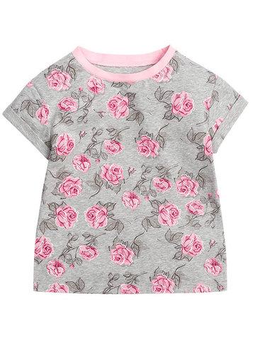 GTR3005 футболка для девочек