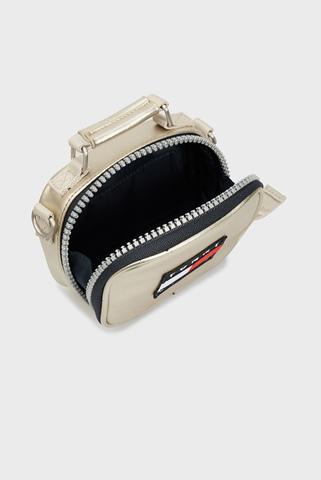 Женская золотистая сумка TJW HERITAGE NANO BAG Tommy Hilfiger