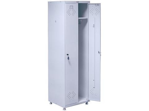 Шкаф медицинский для одежды МД 2 ШМ-SS (21-50) - фото