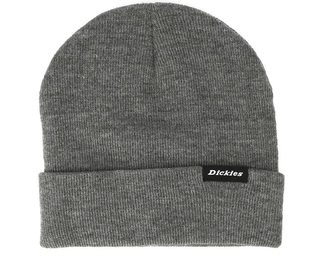 Шапка DICKIES Alaska (Dark Grey Melange)