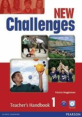 Challenges NEd 1 Teacher's Handbook+Multi-ROM