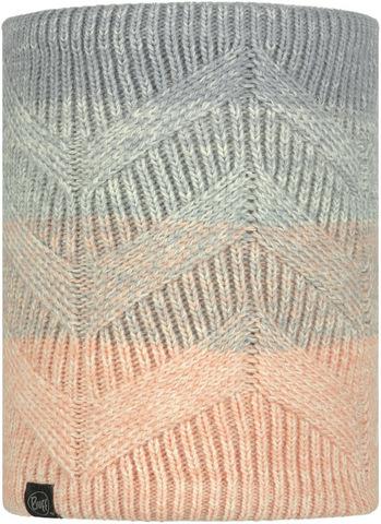 Вязаный шарф-труба с флисом Buff Neckwarmer Knitted Polar Masha Air фото 1