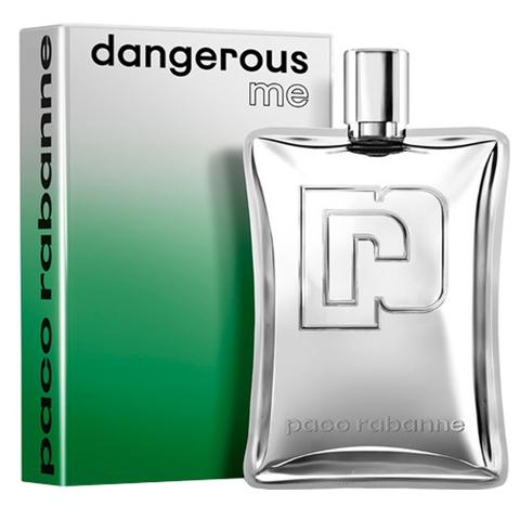 Paco Rabanne: Dangerous Me унисекс парфюмерная вода edp, 62мл