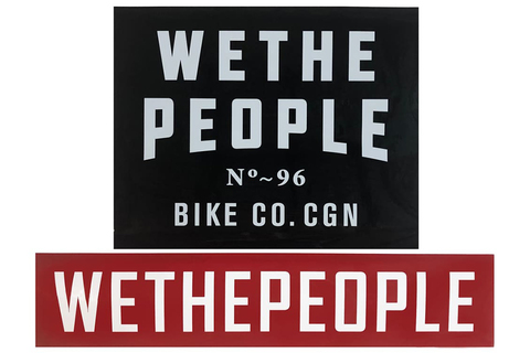 Стикеры WeThePeople RAMP
