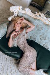 Simone Russie SR1951 Вечернее длинное платье