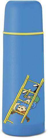 Картинка термос Primus Vacuum bottle 0.35 Pippi Blue - 1