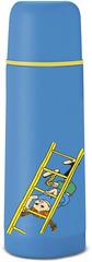 Термос детский Primus Vacuum bottle 0.35 Pippi Blue