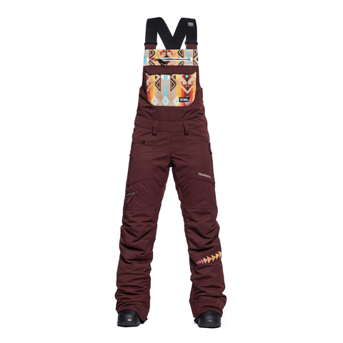 Штаны Horsefeathers STELLA 15 PANTS raisin