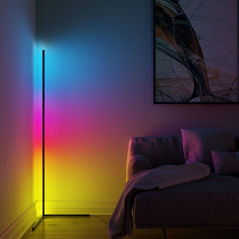 Светильники и ночники Напольный светильник Corner Light RGB napolnyy-svetilnik-corner-light-rgb.jpg
