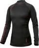 Термобелье Рубашка Craft Active Extreme женская черная