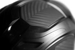 Мотошлем - ICON AIRFRAME GHOST CARBON (черный)
