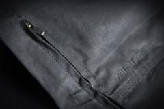 ICON 1000 ROYAL DRIVE PANT (текстиль, джинсы, черные)