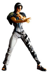 Tekken Tag Tournament 2 Play Arts Kai - Jun Kazama