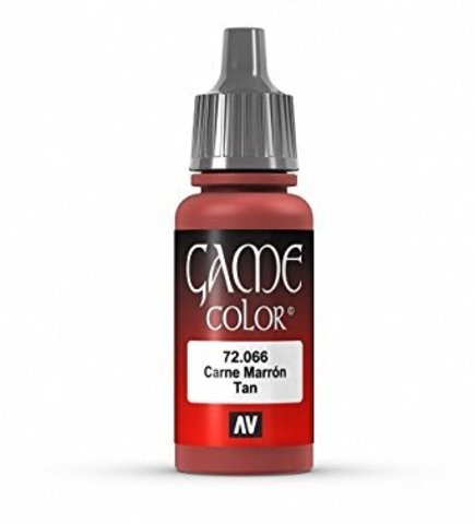 Game Color Tan 17 ml.