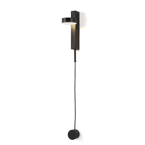 Настенный светильник Polnt by Light Room ( черный )