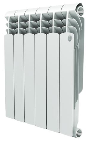 RoyalThermo Vittoria 500, 4 секции - радиатор биметаллический