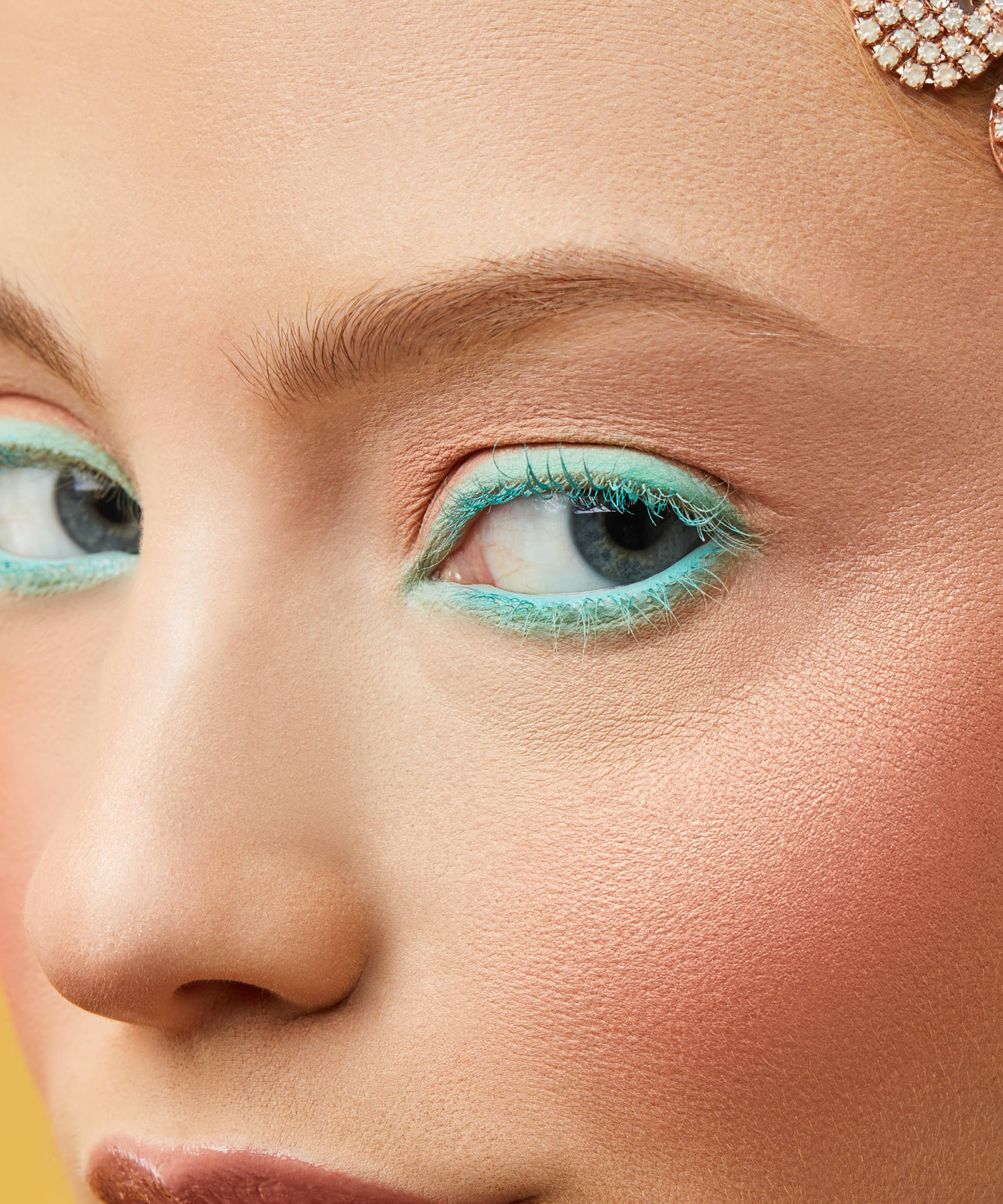 BEAUTY BAY The Pastels Crayon Eyeliner Minted