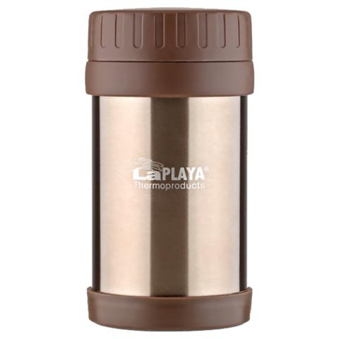 Термос для еды LaPlaya Food Container (0,5 литра), коричневый