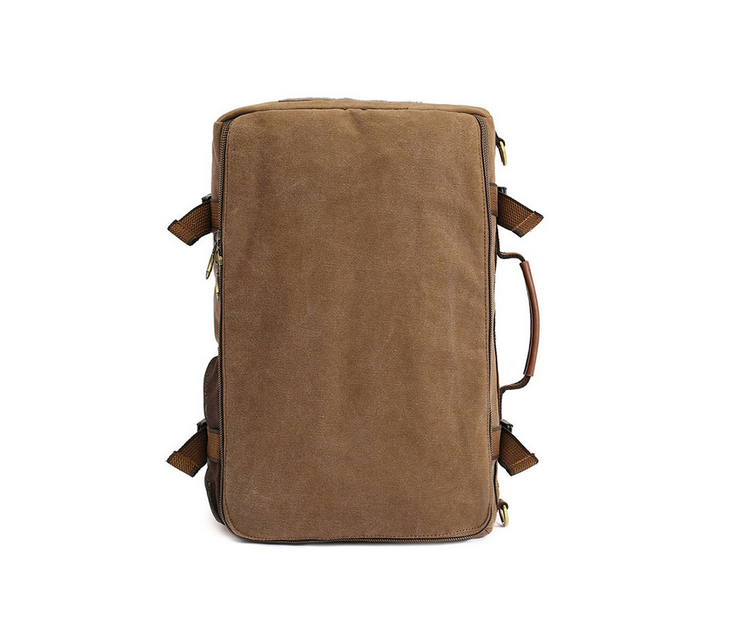 BAG367-2 Вместительный мужской рюкзак -трансформер из качественного текстиля фото 03